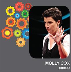 TEDxSanAntonio 2013 Emcee Molly Cox
