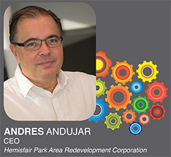 TEDxSanAntonio 2013 Speaker Andres Andujar