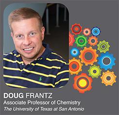 TEDxSanAntonio 2013 Speaker Doug Frantz