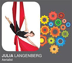 TEDxSanAntonio 2013 Speaker Julia Langenberg