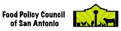Food-Policy Council of San Antonio logo