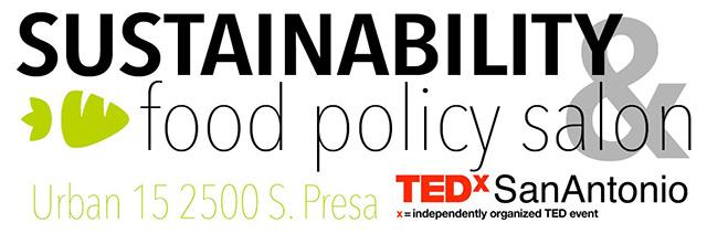 TEDxSA Food Policy Graphic