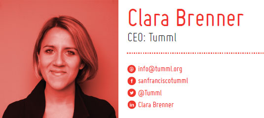 TEDxSanAntonio 2014 Speaker Clara Brenner