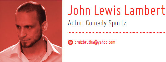 TEDxSanAntonio 2014 Speaker John Lewis Lambert