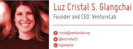 TEDxSanAntonio-2014 Speaker Luz Crista S Glangchai