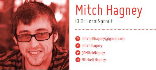 TEDxSanAntonio 2014 Speaker Mitch Hagney