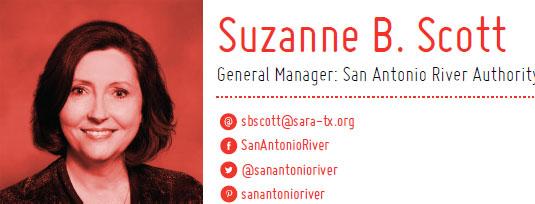 TEDxSanAntonio 2014 Speaker Suzanne B Scott