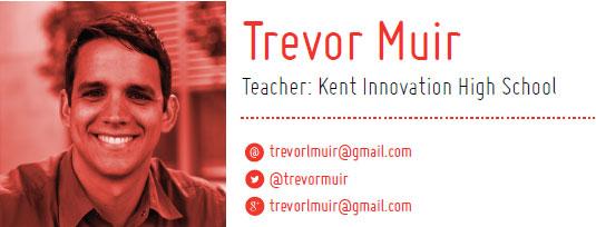 TEDxSanAntonio 2014 Speaker Trevor Muir
