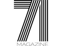TEDxSanAantonio Fall 2017 THINKER Sponsor: 71 Magazine