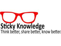 TEDxSanAantonio Fall 2018 THINKER Sponsor: Sticky Knowledge