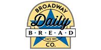 TEDxSanAantonio Fall 2018 SUPPORTER Sponsor: Broadway Daily Bread